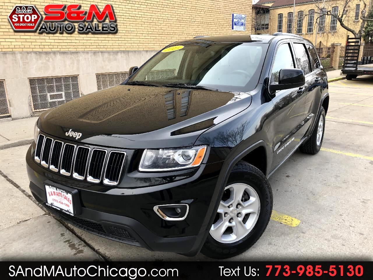 2015 Jeep Grand Cherokee RWD 4dr Laredo