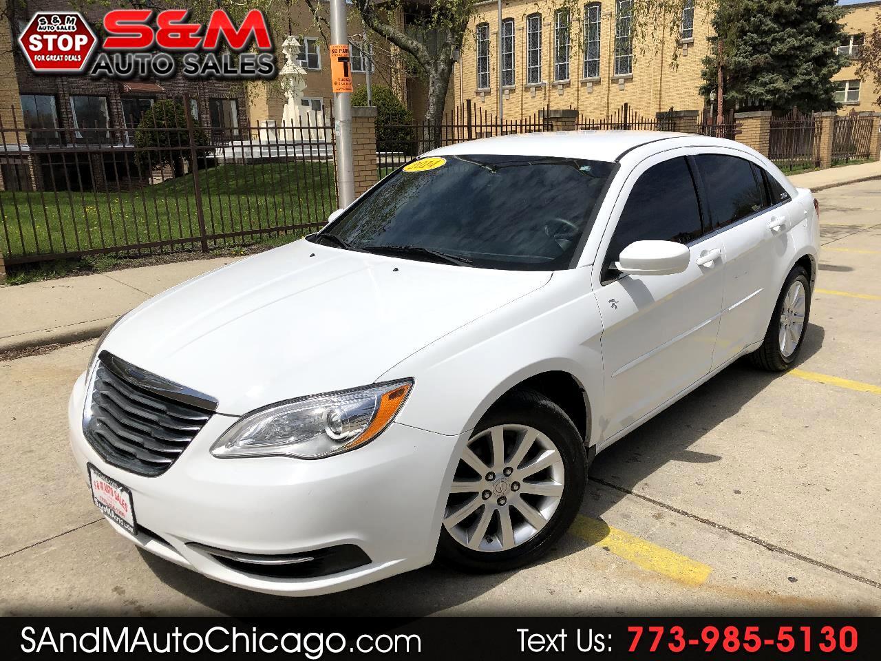 2014 Chrysler 200 4dr Sdn Touring