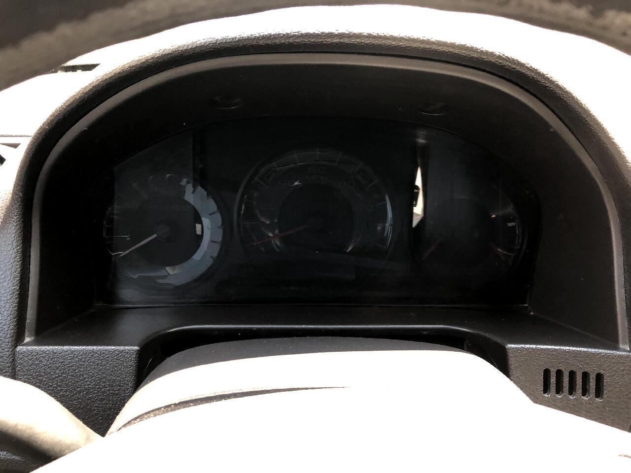 2010 Ford Fusion 4dr Sdn SE FWD