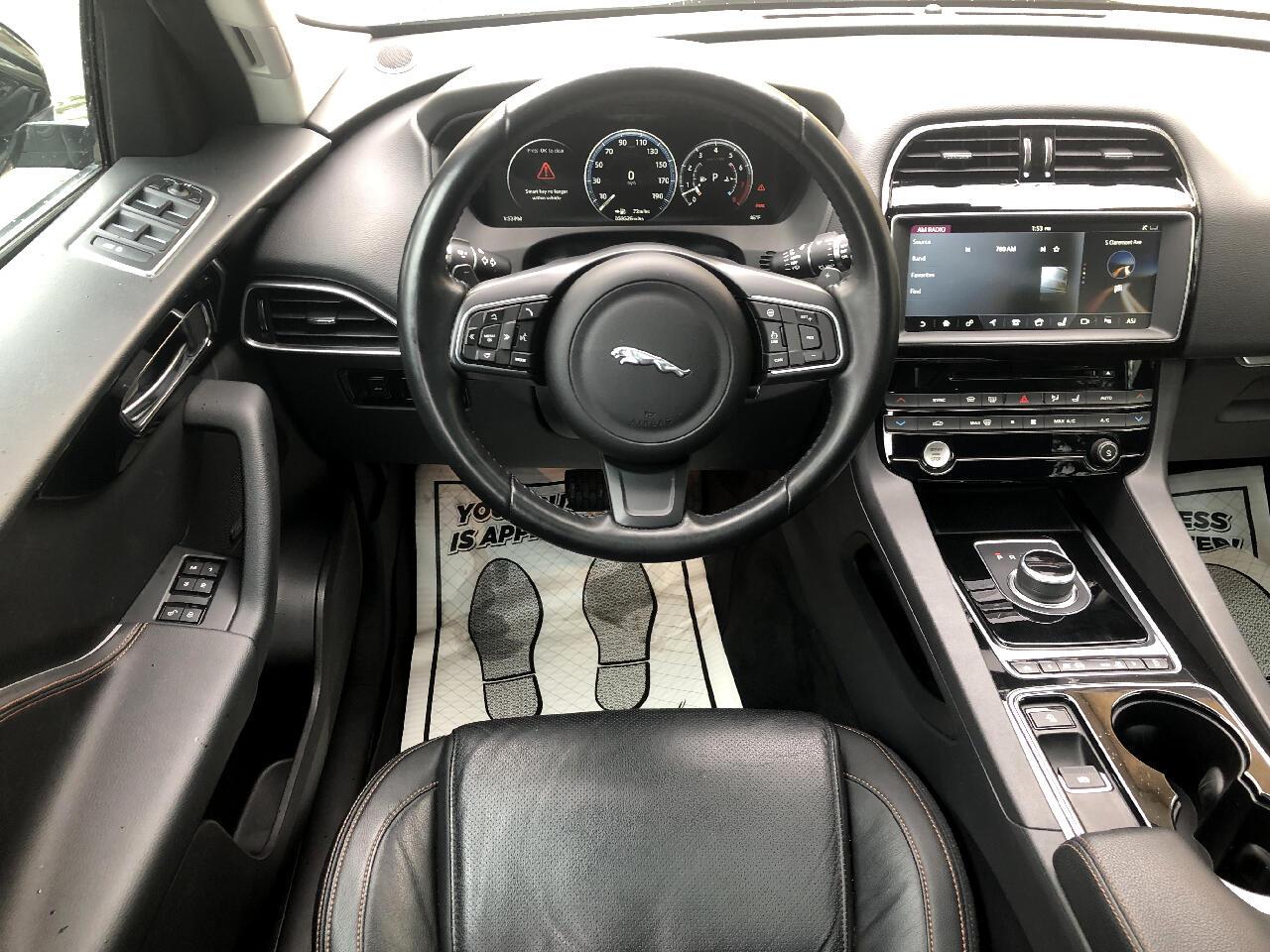 2017 Jaguar F-Pace 35t Prestige AWD