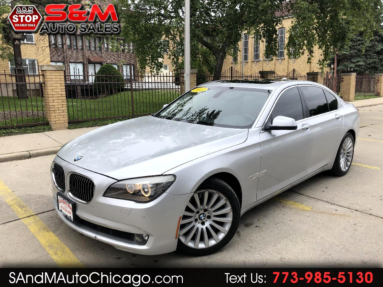 2011 BMW 7 Series 4dr Sdn ALPINA B7 SWB xDrive AWD