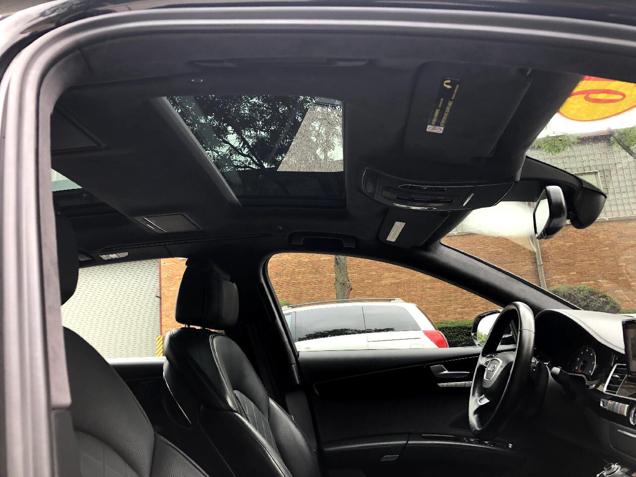 Audi A8 L 4dr Sdn 4.0T Sport 2016