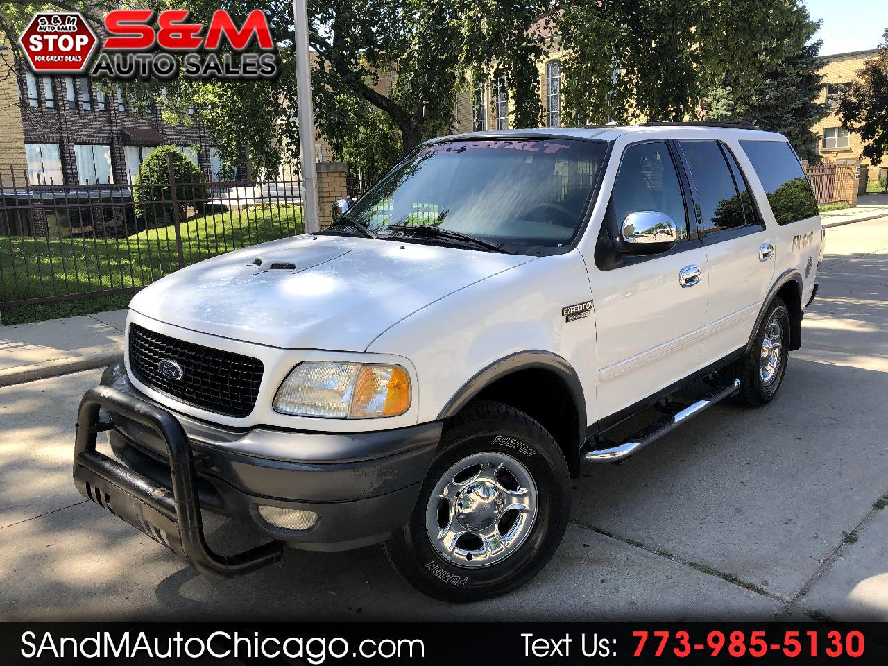 "2000 Ford Expedition 119"" WB XLT 4WD"