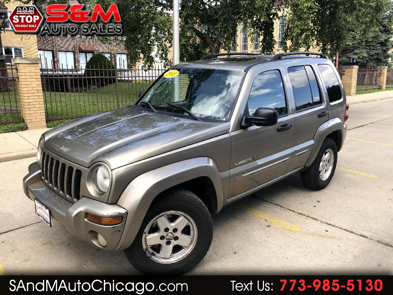 Jeep Liberty 4dr Limited 4WD 2003