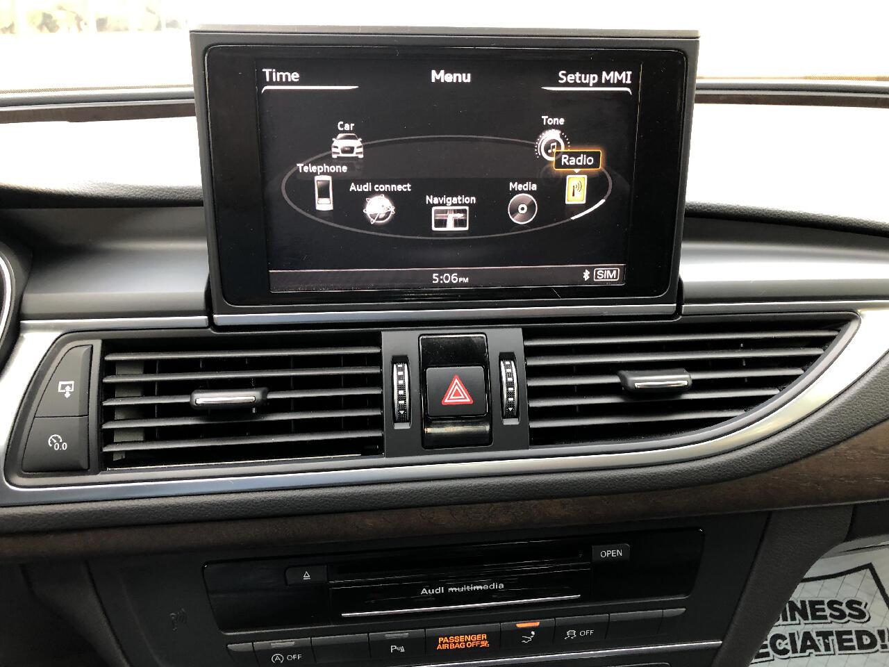 Audi A7 4dr HB quattro 3.0 Premium Plus 2016