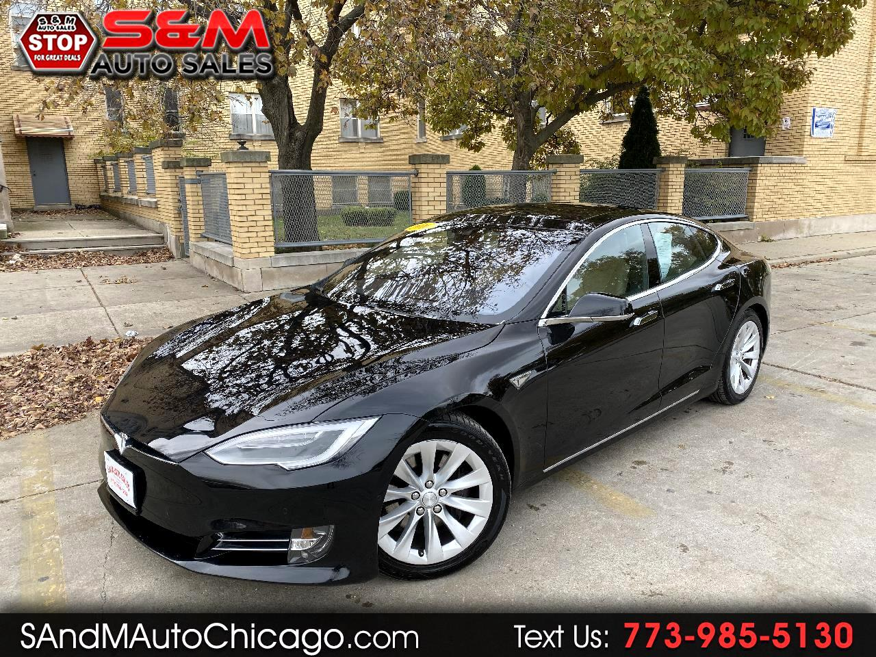 Tesla Model S 2016.5 4dr Sdn AWD 60D 2016
