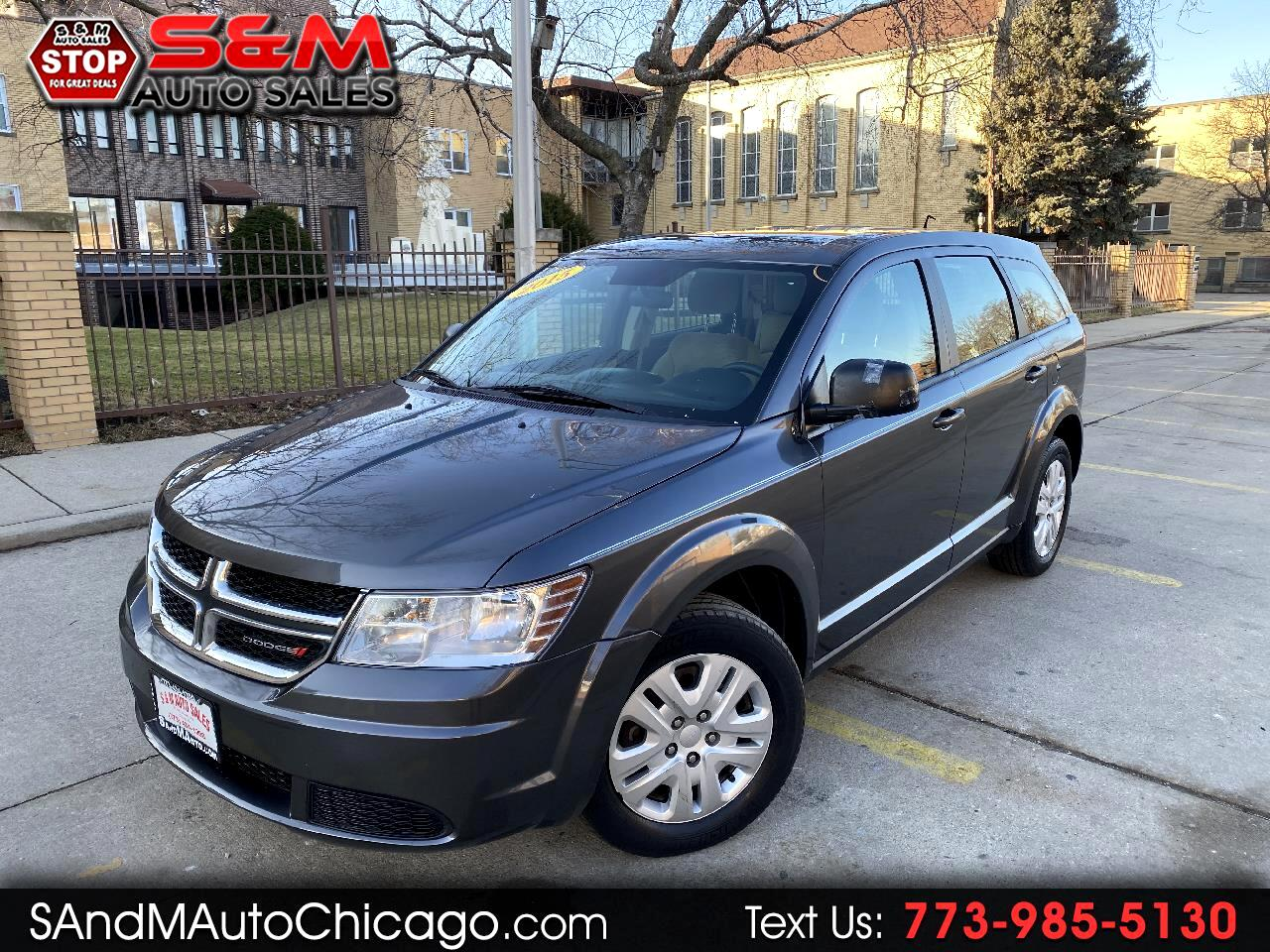 Dodge Journey FWD 4dr American Value Pkg 2015