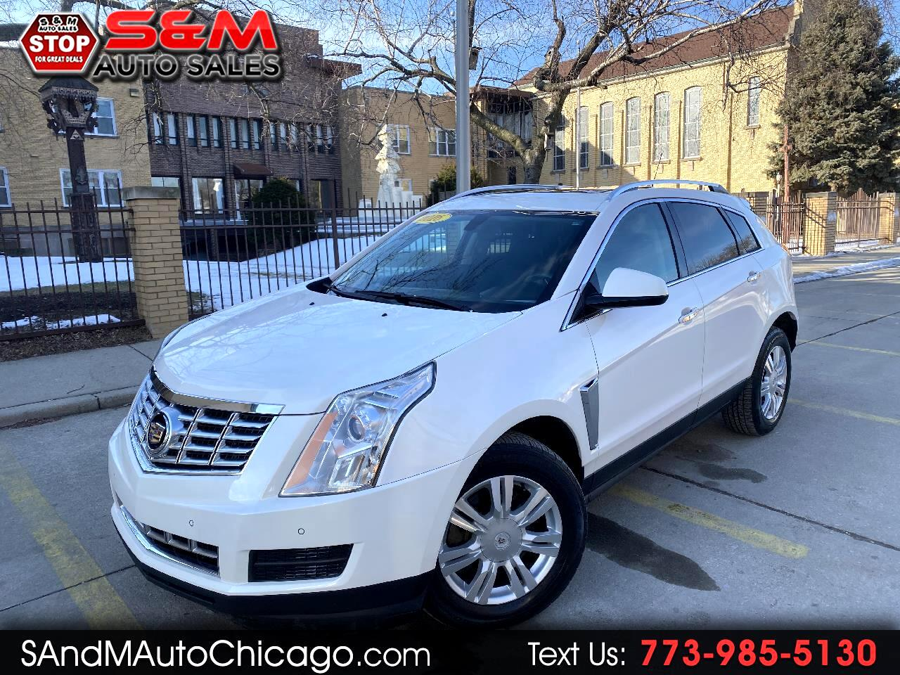 Cadillac SRX FWD 4dr Luxury Collection 2016