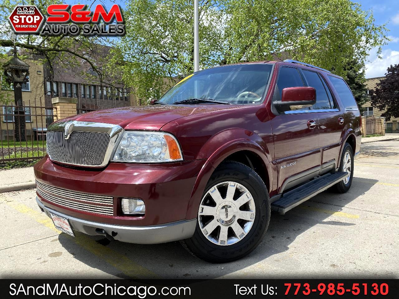 Lincoln Navigator 4dr 2WD Ultimate 2004