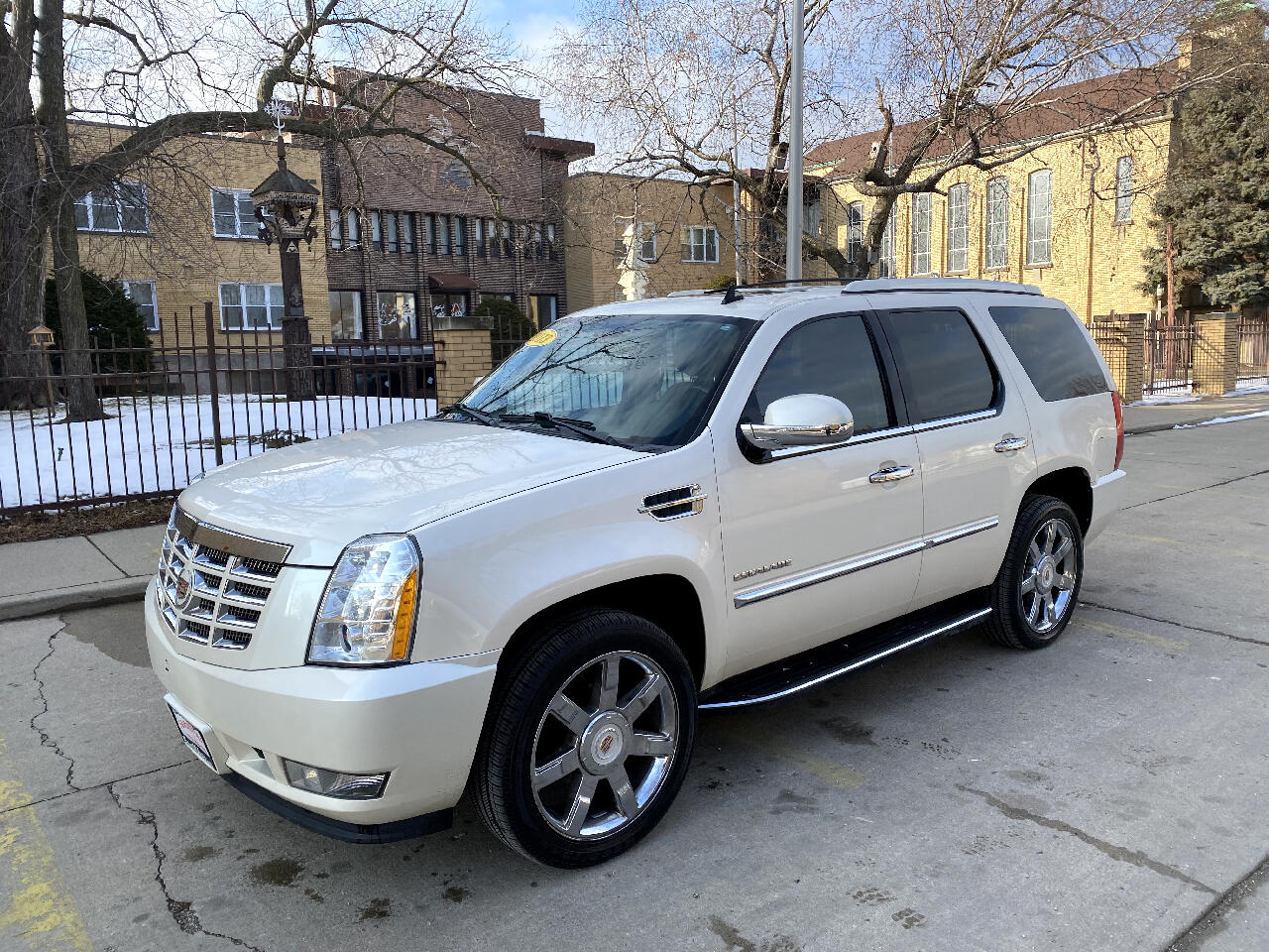 Used Cadillac Escalade Chicago Il