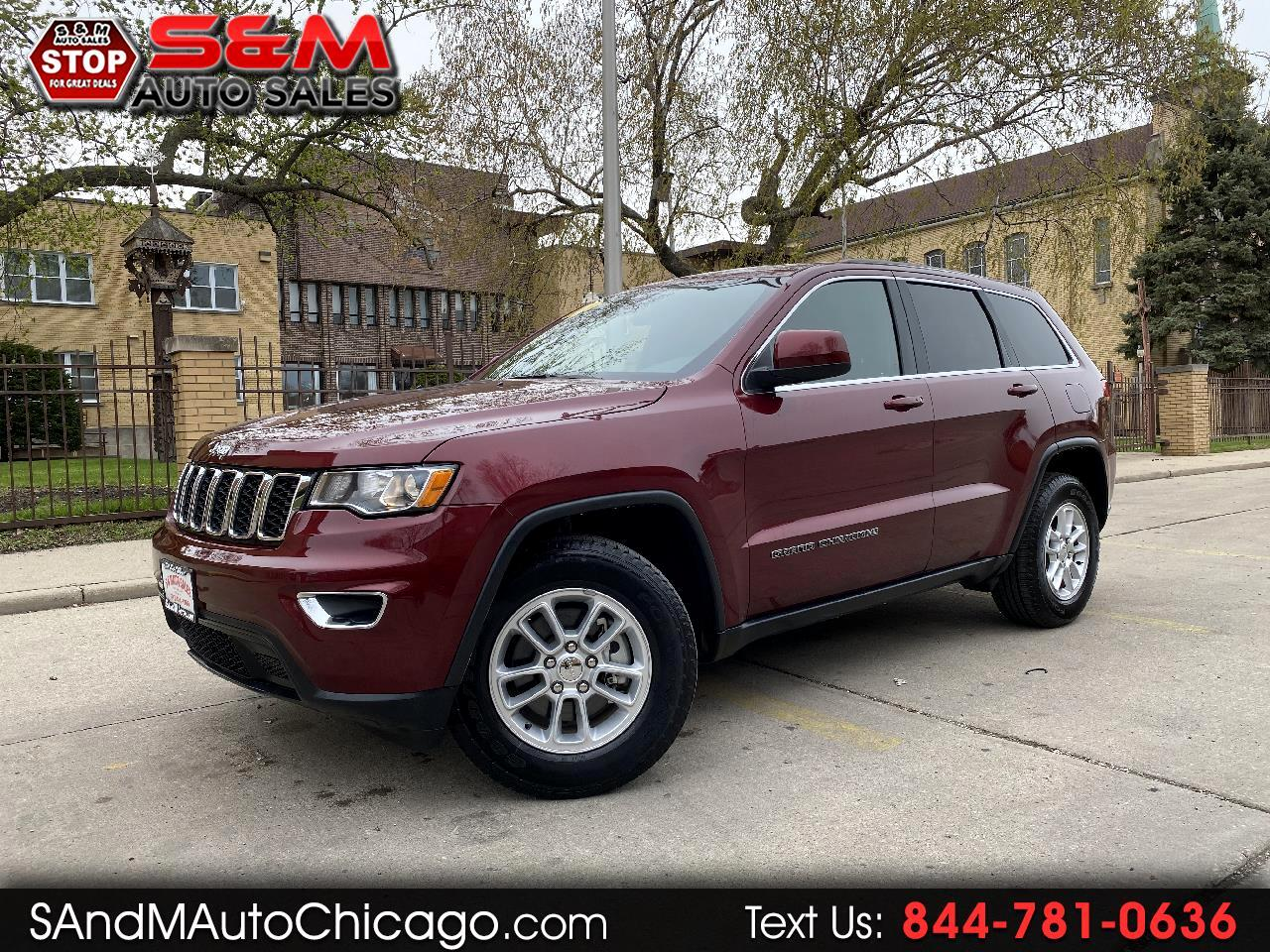 Jeep Grand Cherokee Laredo 4x2 *Ltd Avail* 2018