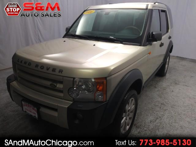 used 2006 land rover lr3 se for sale in chicago il 60636 s m auto sales. Black Bedroom Furniture Sets. Home Design Ideas