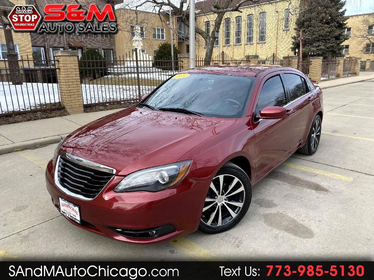Chrysler 200 4dr Sdn S 2014