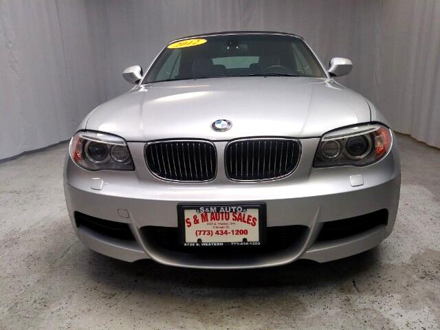 2012 BMW 1-Series 135i Convertible