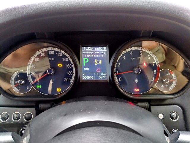 2008 Maserati Quattroporte Executive GT