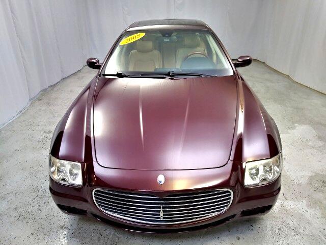 Maserati Quattroporte Executive GT 2008
