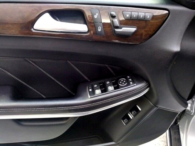 Mercedes-Benz GL-Class GL450 4MATIC 2013