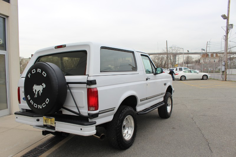 Ford Bronco XL 1996