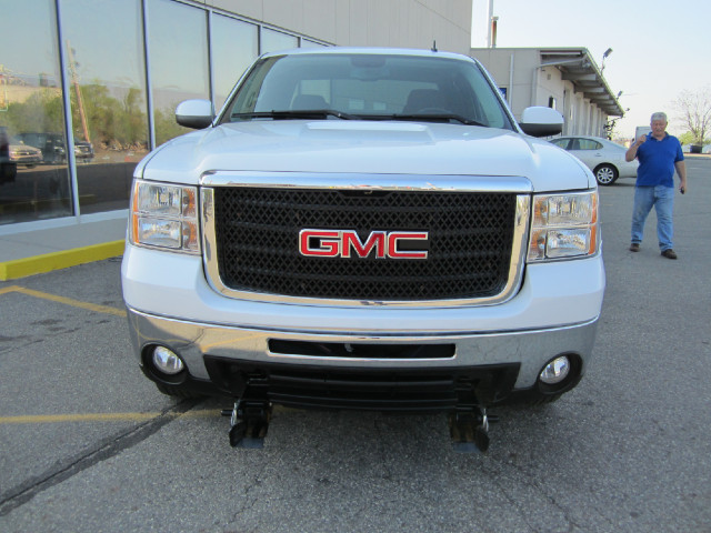 2009 GMC Sierra 2500HD SLE Ext. Cab Std. Box 4WD