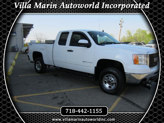 GMC Sierra 2500HD SLE Ext. Cab Std. Box 4WD 2009