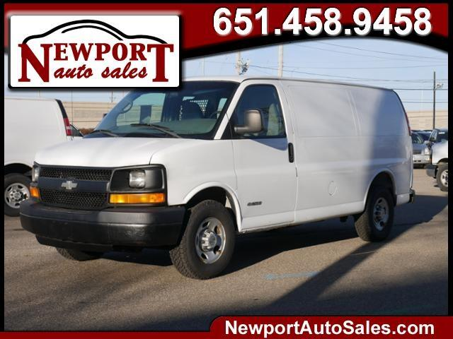 2005 Chevrolet Express 2500 135
