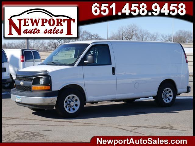2010 Chevrolet Express 1500 Cargo