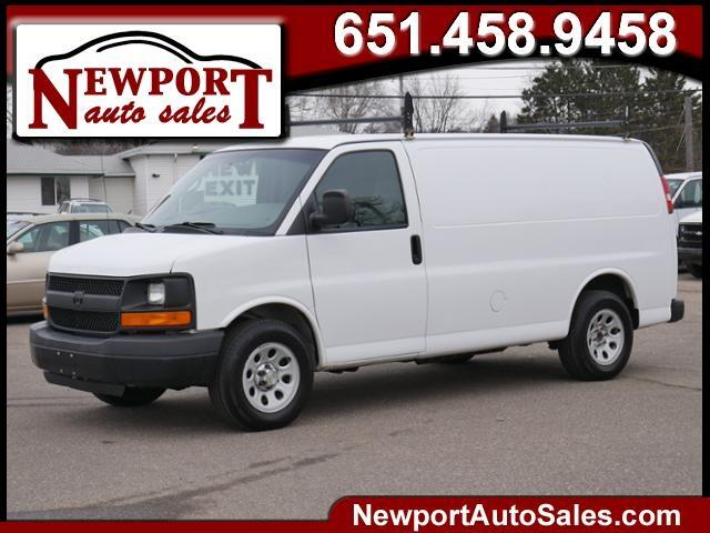 2012 Chevrolet Express RWD 1500 135