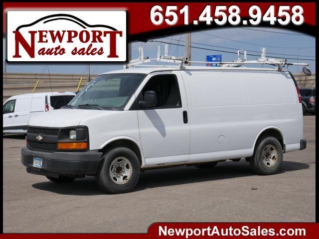 2009 Chevrolet Express RWD 2500 135
