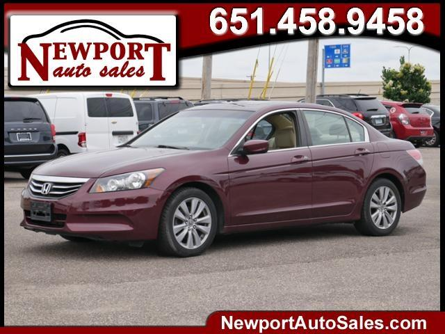 2012 Honda Accord EX-L Sedan AT