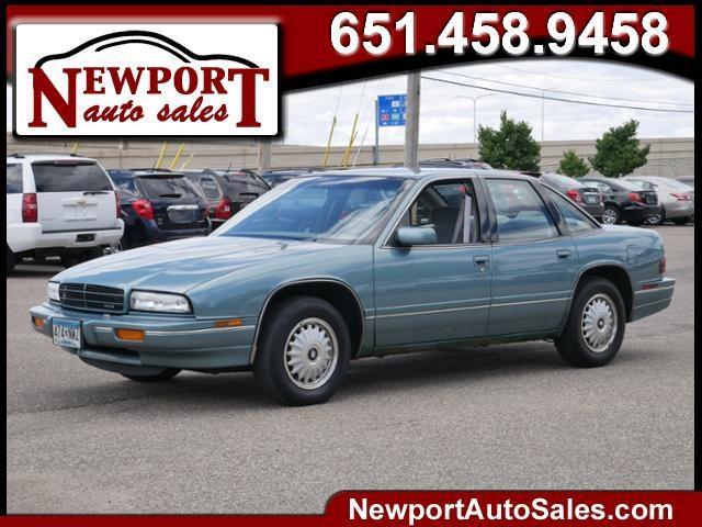 1994 Buick Regal Custom Sedan