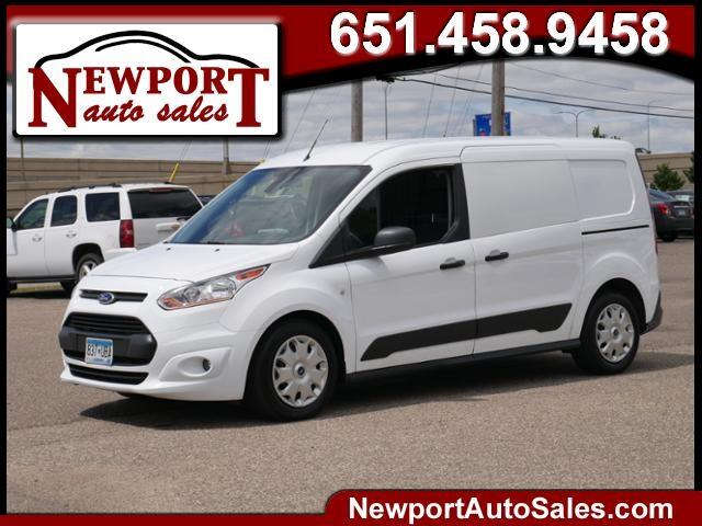 2016 Ford Transit Connect Cargo Van XLT LWB w/Rear Liftgate