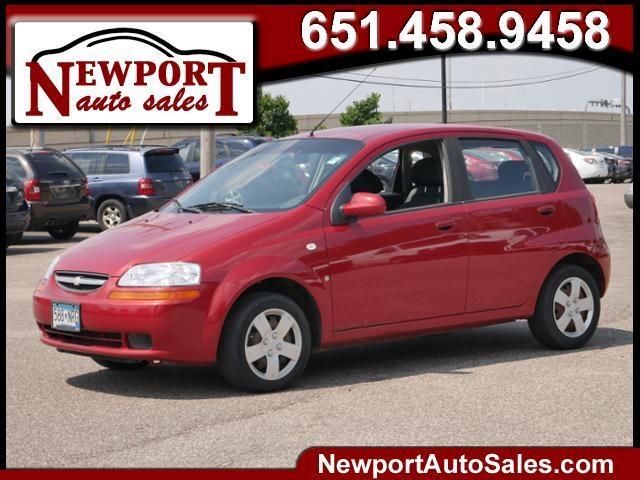 2008 Chevrolet Aveo5 5dr HB SVM