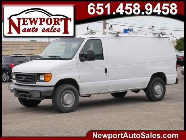 2007 Ford Econoline E-250 Commercial