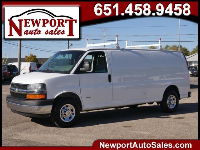 "2008 Chevrolet Express RWD 3500 155"""