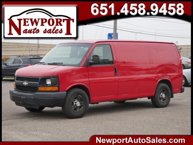 "Chevrolet Express RWD 1500 135"" 2008"
