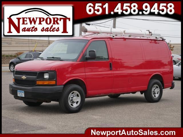 2007 Chevrolet Express RWD 3500 135