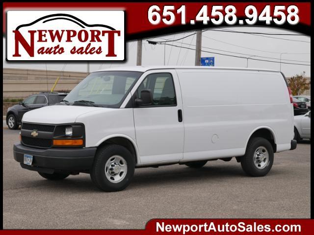 "2012 Chevrolet Express RWD 2500 135"""