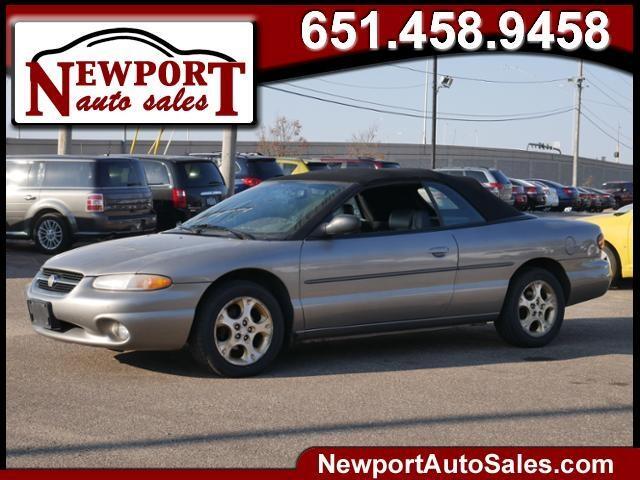 1998 Chrysler Sebring 2dr Convertible JXi