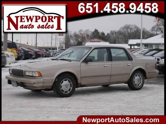1996 Buick Century 4dr Sdn Special SJ