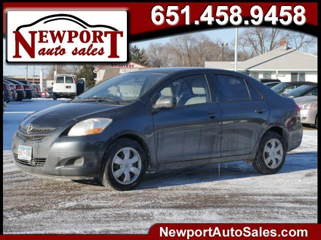 2007 Toyota Yaris 4dr Sdn Manual Base (Natl)