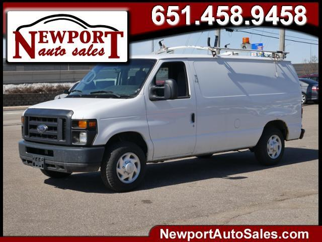 2009 Ford Econoline Cargo Van E-150 Commercial