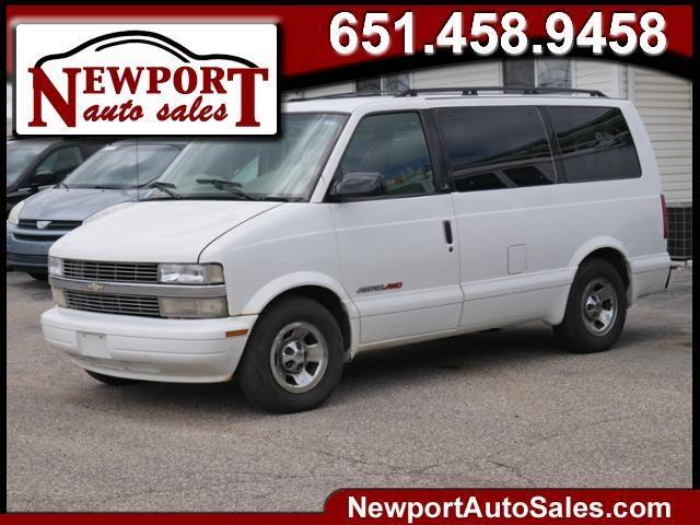 "2001 Chevrolet Astro Passenger 111"" WB AWD"