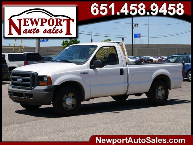 2006 Ford Super Duty F-250 Reg Cab 137