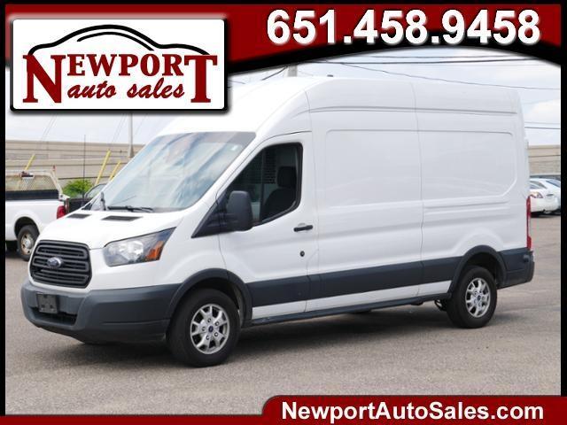 "2015 Ford Transit Cargo Van T-250 148"" Hi Rf 9000 GVWR Sliding RH Dr"
