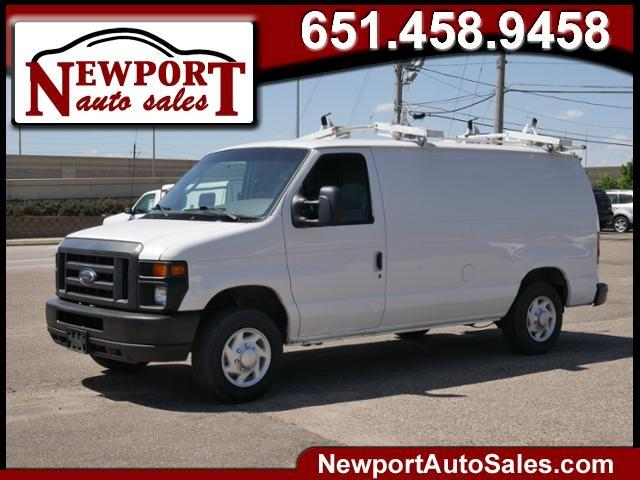 2008 Ford Econoline Cargo Van E-150 Commercial
