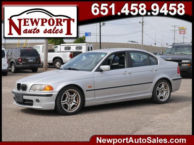 2001 BMW 3 Series 330i 4dr Sdn