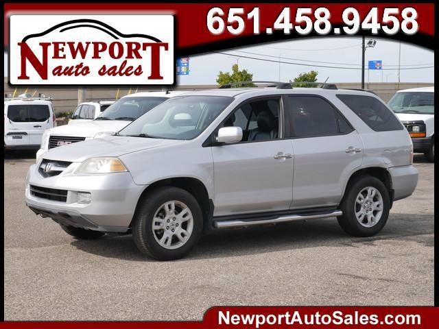 Acura MDX 4dr SUV Touring Pkg RES 2004