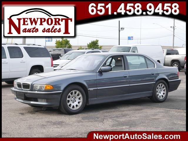 BMW 7 Series 740iL 4dr Sdn 2001