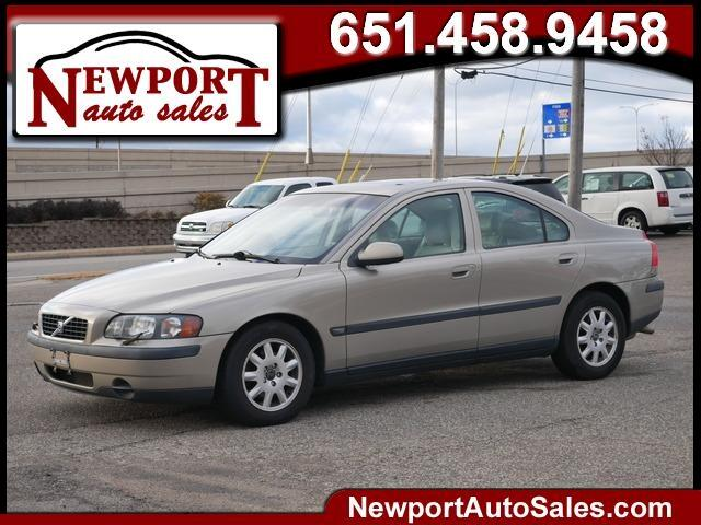 Volvo S60 2.4 M 4dr Sdn Manual 2002