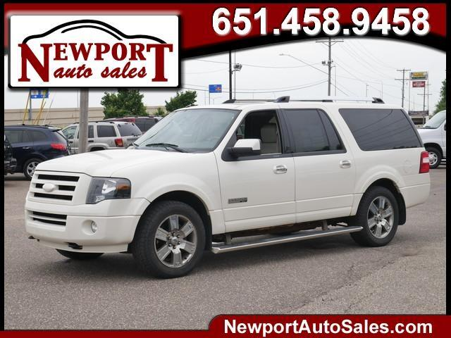 Ford Expedition EL 4WD 4dr Limited 2008